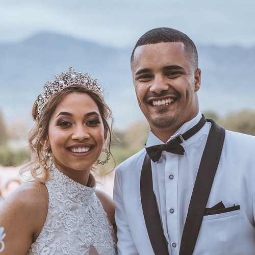 Pastor Dylan and Monique Botes